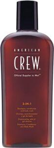 American Crew 3-in-1 Shampoo, Conditioner en Body Wash - 450ml