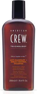 American Crew Anti Dandruff Sebum Control Shampoo - 250ml
