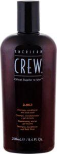 American Crew Classic Mannen 2-in-1 Shampoo & Conditioner 250ml