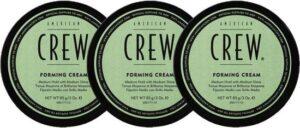 American Crew Forming Cream Triple Pack