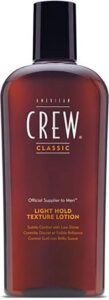 American Crew - Light Hold Texture Lotion - 250 ml