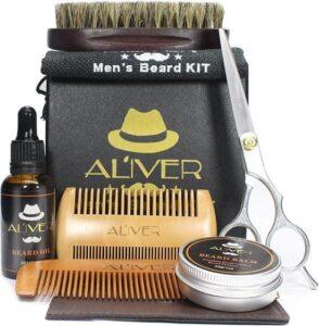 Aliver Baardgroei kit