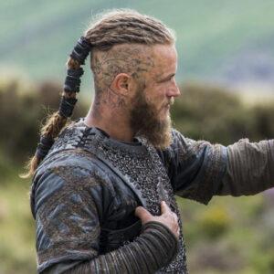 Ragnar Lothbrok haar Vikings haarstylen