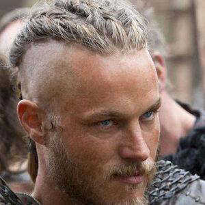 Ragnar Lothbrok vlechten