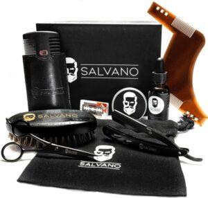 Salvano-Baard set-Baardverzorging