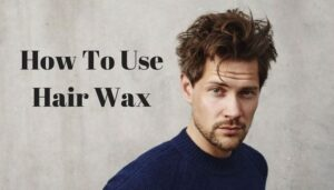 hoe gebruik je haar wax