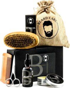 Baardolie set - LB Products™ - Baardverzorging set Producten - Perfect Rituals