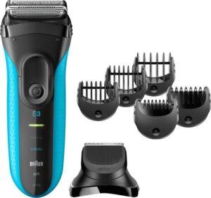 Braun Series 3 Shave&Style 3010BT 3in1 Nat&Droog Scheerapparaat