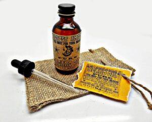 Honest amish baardolie - Pure geurloos