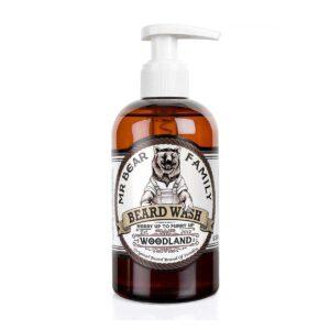 Mr bear baardolie - Family beard brew woodland
