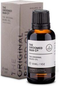 The Groomed Man Co. The Original Beard Oil