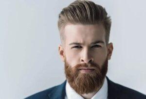 hoe een baard trimmen