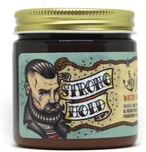 Anchors Aweigh Strong Hold Water Based Pomade