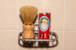 Arko scheerstaaf met scheerkwast