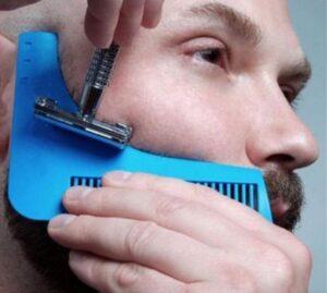 Baardkam – Baardtrimmer - Baard Verzorging – Creëer de perfect getrimde baard
