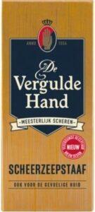 De Vergulde Hand Scheerzeepstaaf - Original 75 gr.