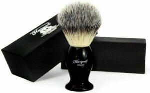 Haryali London Mannen Scheerkwast (Shaving Borstel) in Synthetisch Haar Cadeau Voor Hem