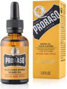 Proraso Baardolie 30 ml Wood & Spice