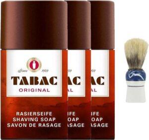 Tabac Scheerzeepstaaf - Voordeelverpakking 3 Stuks