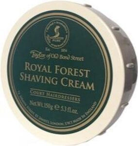 Taylor of Old Bond Street Scheercrème Royal Forest