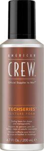 American Crew Techseries Texture Foam, 200ml