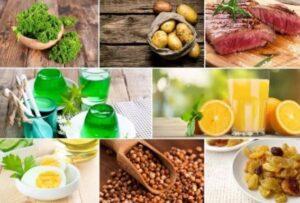Besteed aandacht aan je dieet