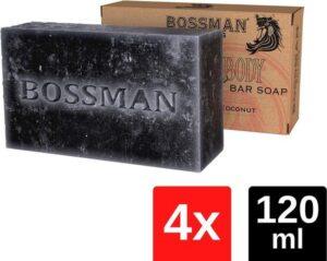 Bossman Baardzeep - Voordeelverpakking
