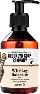 Brooklyn Soap Company Baardzeep Whiskey