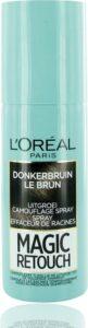L'Oréal Paris Magic Retouch Uitgroei Camoufleerspray - Donkerbruin