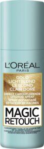 L'Oréal Paris Magic Retouch Uitgroei Camoufleerspray - Goud Lichtblond