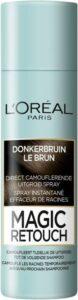 L'Oréal Paris Magic Retouch 2 - Donkerbruin - Uitgroei Camoufleerspray 150ml