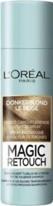 L'Oréal Paris Magic Retouch 4 - Donkerblond - Uitgroei Camoufleerspray 150ml