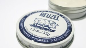 Reuzel clay matte pomade review
