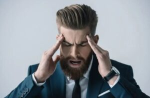 Stress en baardgroei