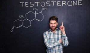 Testosteron en baardgroei