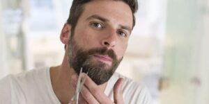 baard onderhouden