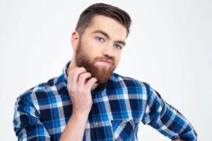 baard uitslag