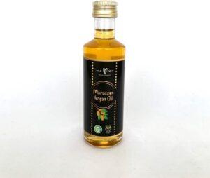 Biologische Argan olie consumptie 100ml