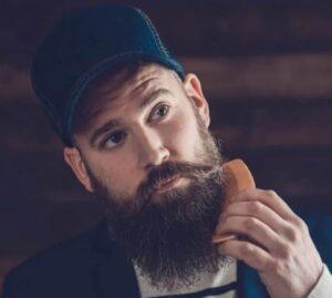 Gereedschap nodig voor baard balsem toepassing