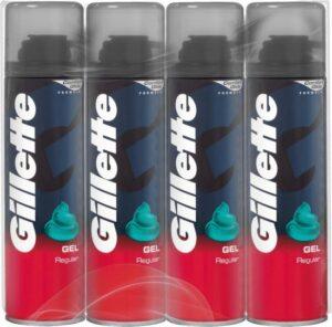Gillette Normale Huid Scheergel Mannen