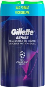 Gillette Series Sensitive Scheergel Mannen