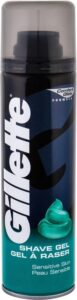 Gillette Shave Gel Sensitive 200ml Shaving Gel