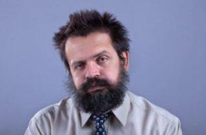 Je baard maakt je dakloos of griezelig