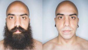 Mythe #15 - Een baard laten groeien levert problemen op met een paspoort of andere foto-ID
