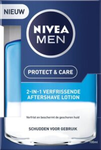 NIVEA MEN Protect & Care After shave Lotion 2-in-1