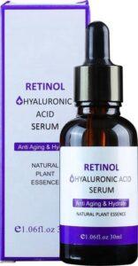 Retinol serum - Hyaluronzuur Serum