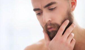 Sommige producten zullen de dichtheid of dekking van uw baard permanent verhogen.