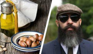 arganolie voor baardgroei