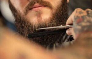 haren recht zetten