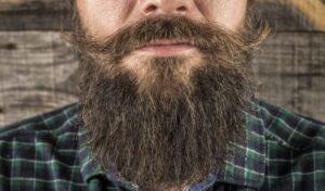 man met een dikke volle baard